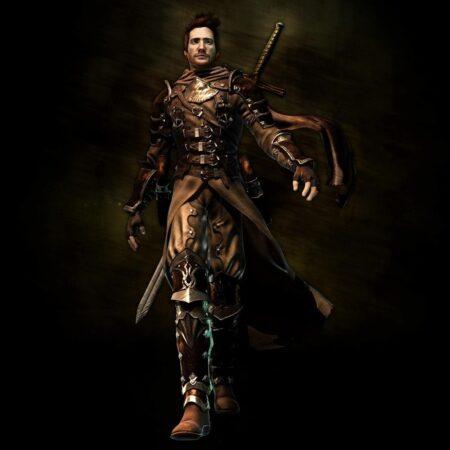 Warrior(Gabriel Paula)